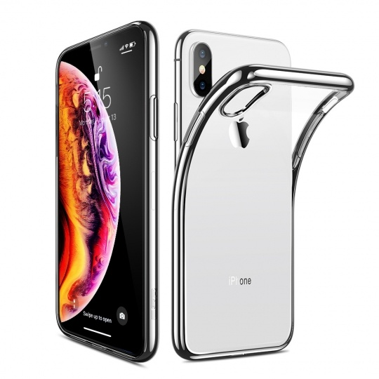 ESR ESSENTIAL IPHONE XR SILVER